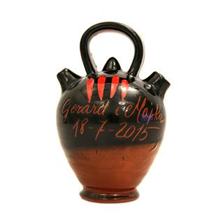 artdelaterra - Cantir de ceràmica per record de casament