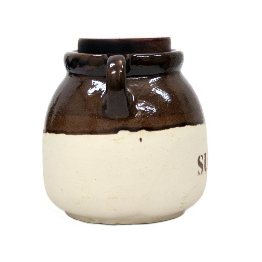 Lateral 2 del pot de ceràmica per a Sucre