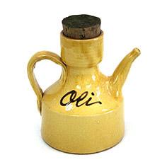 Setrill de ceràmica per a oli