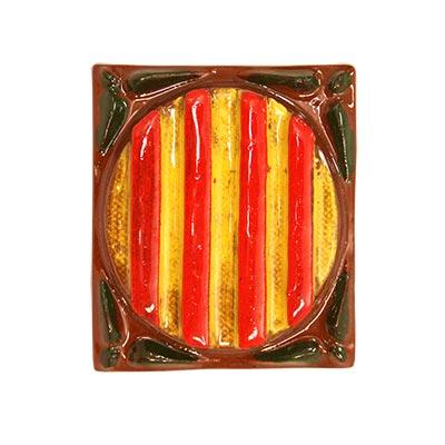 Imant amb escut de Catalunya