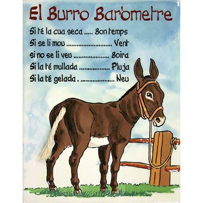 El Burro baròmetre