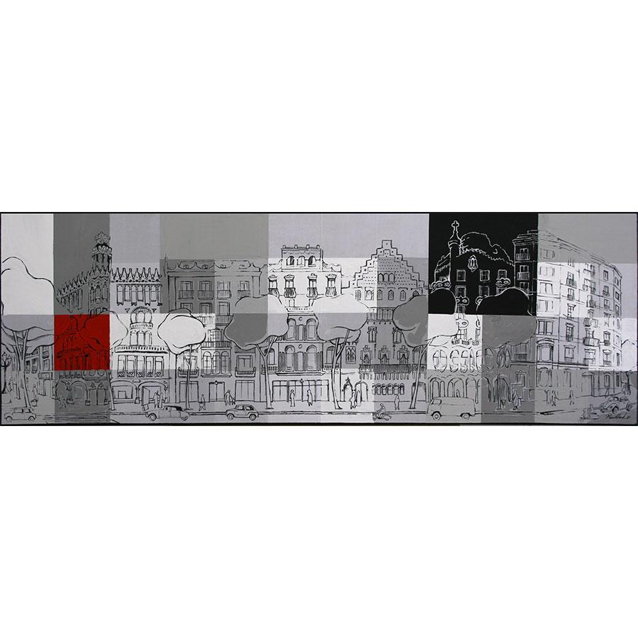 Composició amb el Quadrat dor, Barcelona - artdelaterra ...