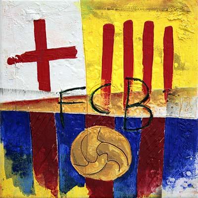 Interpretació de l'escut del FCB