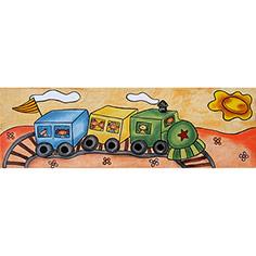 Nens dalt del tren de la llibertat