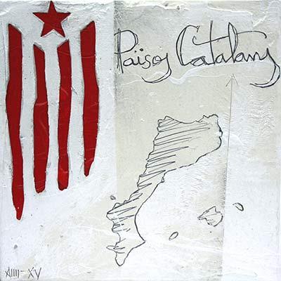 Estelada i 'Països Catalans'