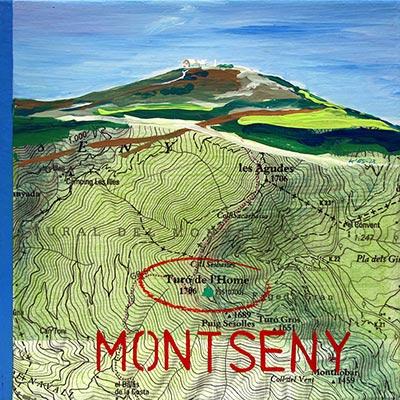 El massís del Montseny
