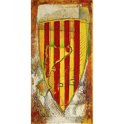 Escut català i Països Catalans