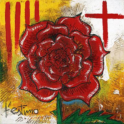 Rosa de St. Jordi