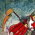 Quadre amb St. Jordi