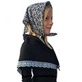 Manteleta i mocador de Castanyera