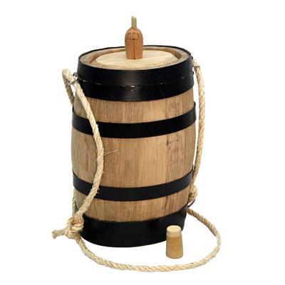Pitxell 'Torner' en fusta de Roure