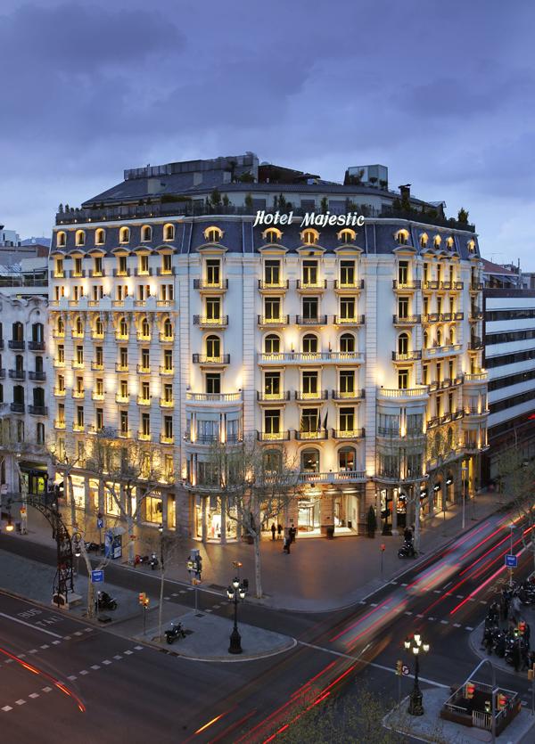 Hotel Majestic 5* GL Barcelona