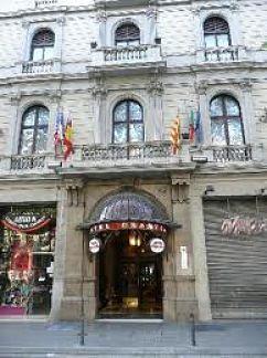 Hotel Gran Vía 3* Sup. Barcelona