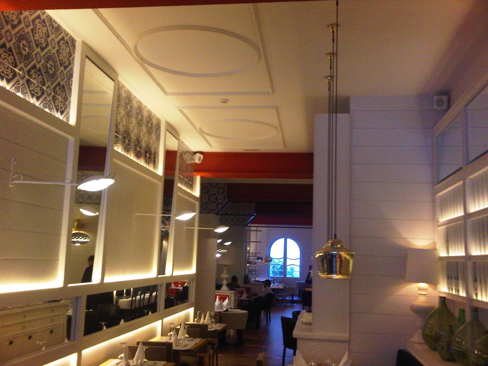 Restaurantes La Mary - Barcelona y Bilbao