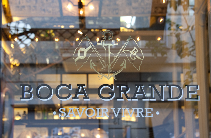 Restaurante Bocca Grande - Barcelona