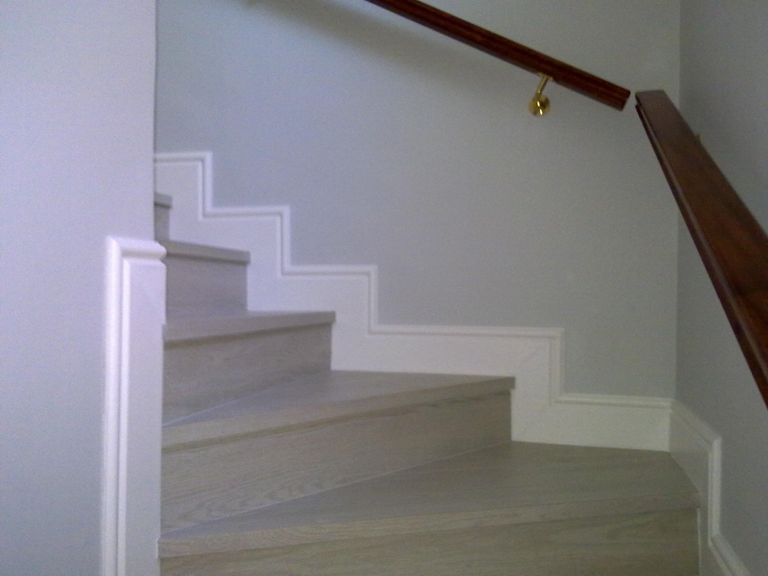 Zócalos en escaleras - Clica y mira las diferentes opciones