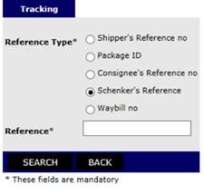 schenker tracking