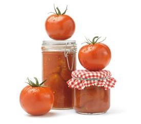 Conservas de tomate