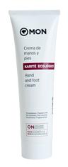 Crema de manos y pies karité, 100ml.