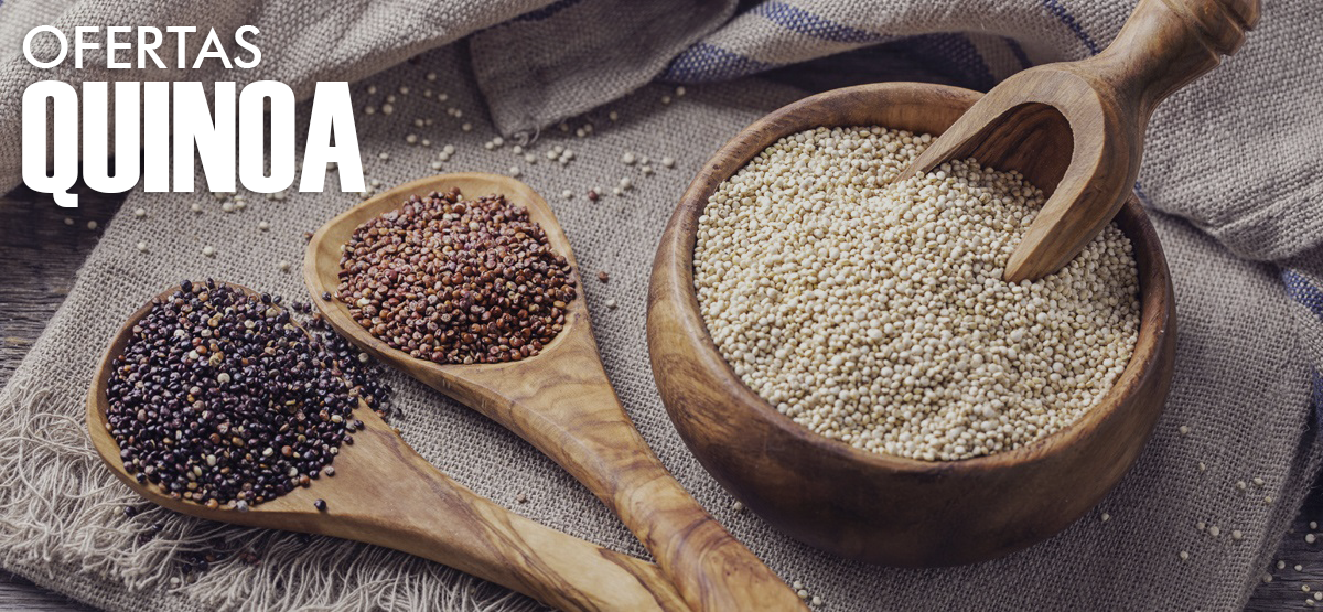 Ofertas productos quinoa