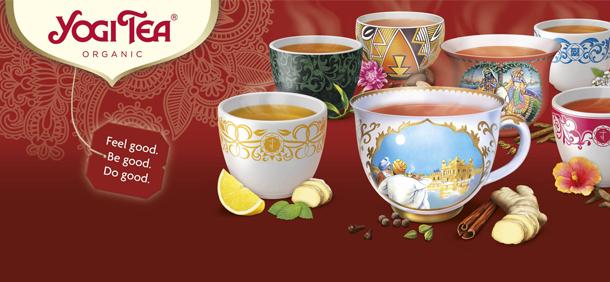 Yogi Tea en Biosano