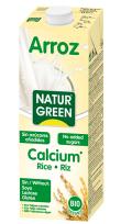 Bebida de arroz calcio 1l.