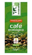 Café molido 100% arábica 250g.