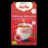 Infusión Defensas Naturales 17 bolsitas
