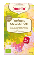 Infusión Wellness Collection (6 variedades) 18 bolsitas