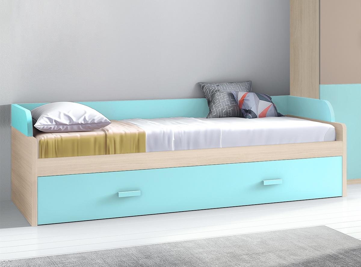 Compact 2 camas akane habitaciones infantiles hipermueble - Hipermueble menorca ...
