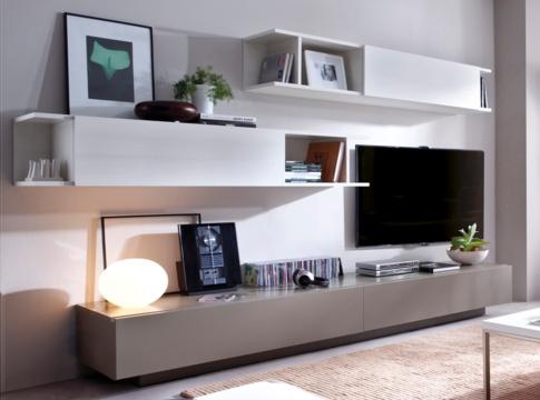 Muebles de salon muebles baratos hipermueble for El mueble salones modernos