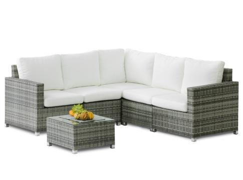 Muebles de jardin muebles baratos hipermueble for Sofas terraza baratos