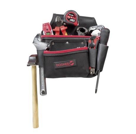 Bolsa herramientas cintura (carpintero)