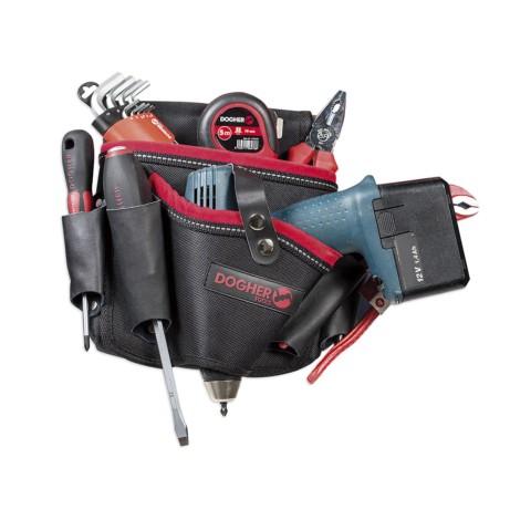 Bolsa herramientas cintura (taladro)