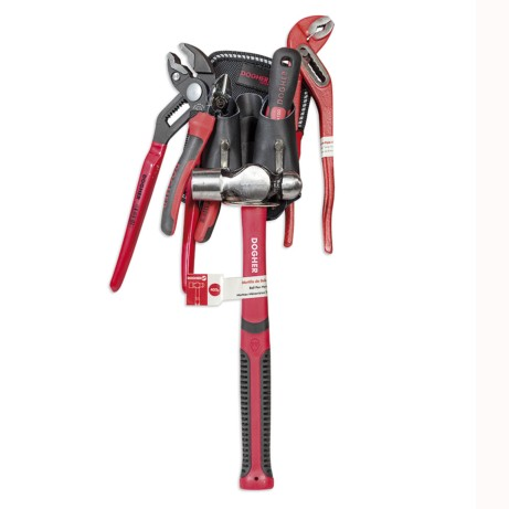 Bolsa herramientas cintura (martillos)