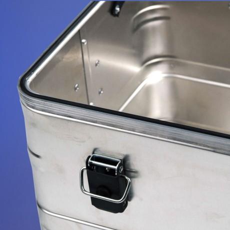 Caja aluminio profesional con tapa 70 L