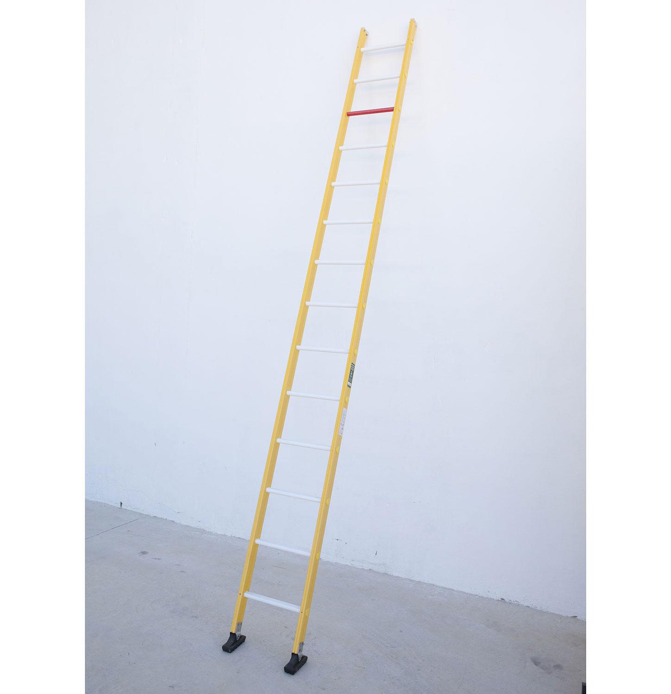 Escalera de fibra escaleras almateca for Escalera un tramo