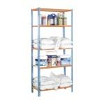 Precios increibles en toda nuestra amplia seleccion de estanterias modulares con base madera de 150 KG que podras comprar en Almateca. ¡Visitanos ahora!