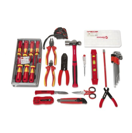 Mochila + 29 herramientas y organizador