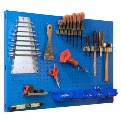 Panel pared para herramientas 1200x400 (azul)
