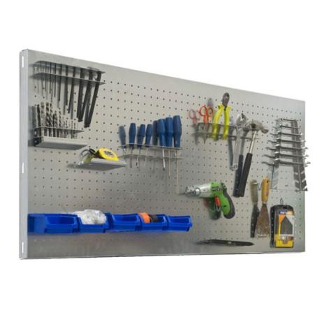 Panel pared para herramientas 900x400 (galvanizado)