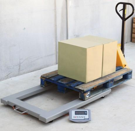 plataforma industrial uso