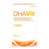 DHAVit Gotas 15 ml Botica Digital
