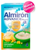 Almirón Advance Cereales Sin Gluten 500 g Botica Digital