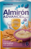 Almirón Advance Papilla de Cereales con Galleta 500 g botica digital