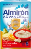 Almirón Advance Multicereales con Fruta 500 g Botica Digital