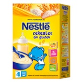 Nestle Cereales Sin Gluten 600 g - Botica Digital