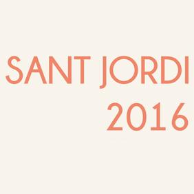RECOMENDACIONES DE LIBROS PARA SANT JORDI 2016