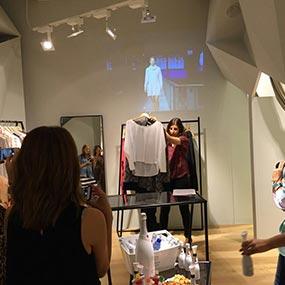 Sita Murt presenta la colección PUR a las online influencers de tendencias