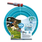 Kit manguera NTS jeans 15mm x 15m con accesorio